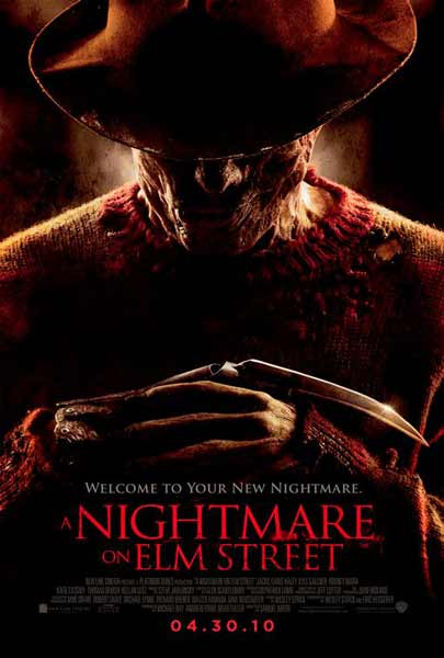 Nightmare on Elm Street, A (2010) - Movie Poster