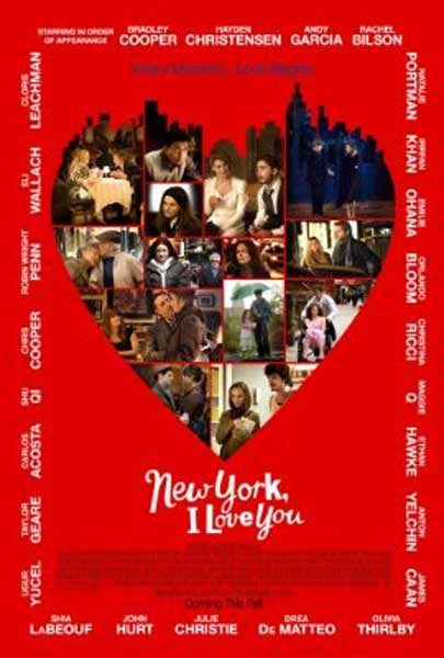 New York, I Love You (2009) - Movie Poster