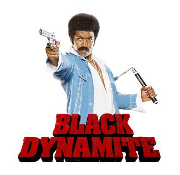 Black Dynamite (2009)  - Movie Poster