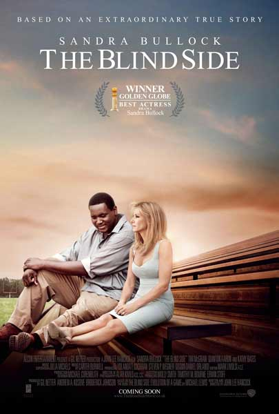 Blind Side, The (2009) - Movie Poster