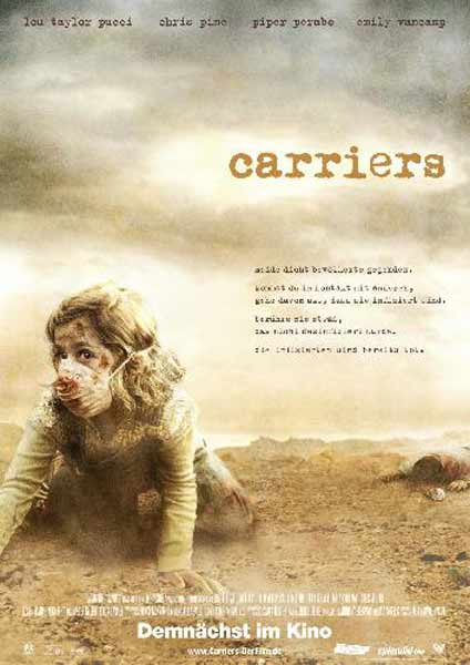 Carriers (2009) - Movie Poster