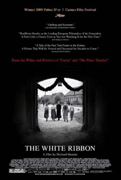 White Ribbon, The (2009) - Movie Poster