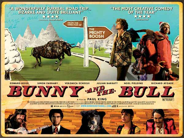Bunny and the Bull (2009) - Movie Poster