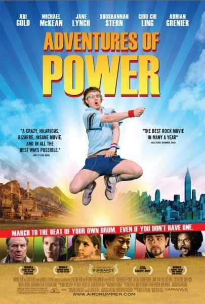 Adventures of Power (2008)  - Movie Poster