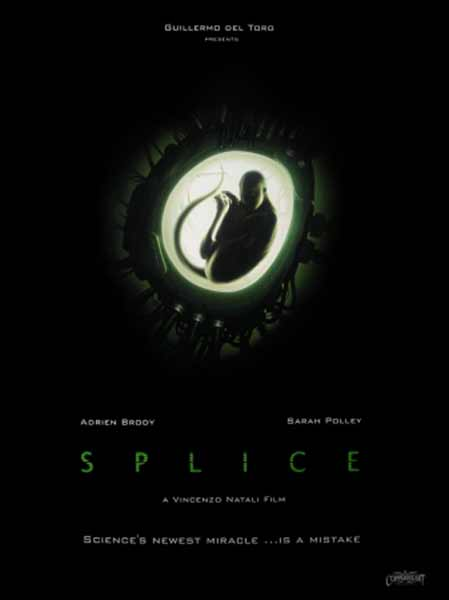 Splice (2009) - Movie Poster