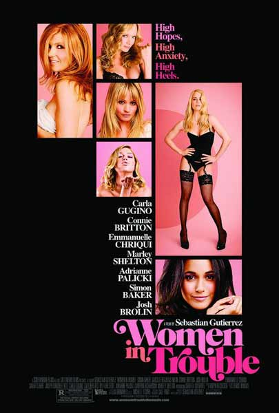 Women in Trouble (2009) - Movie Poster