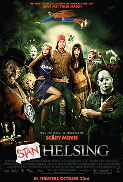 Stan Helsing (2009) - Movie Poster