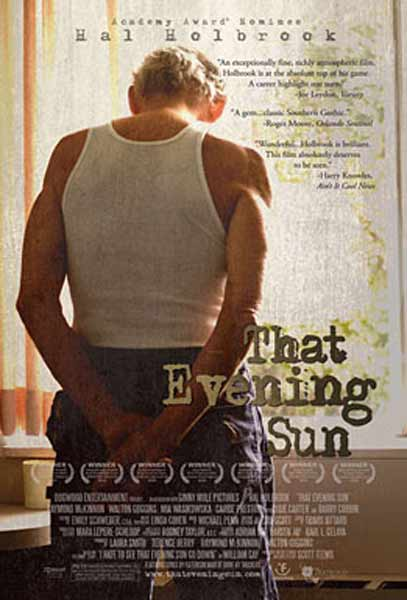 That Evening Sun (2009) - Movie Poster