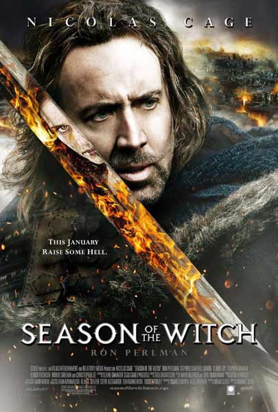 Season of the Witch (2010) - Movie Poster