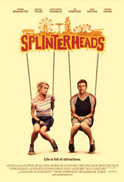 Splinterheads (2009) - Movie Poster