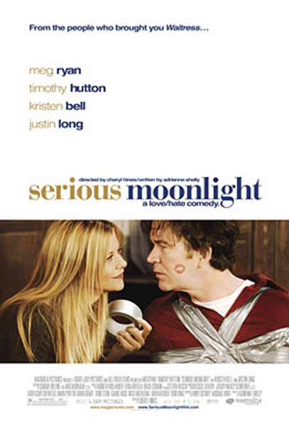 Serious Moonlight (2009) - Movie Poster