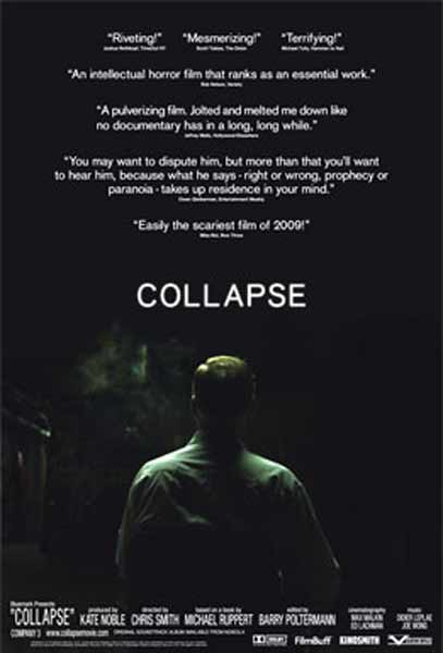 Collapse (2009) - Movie Poster