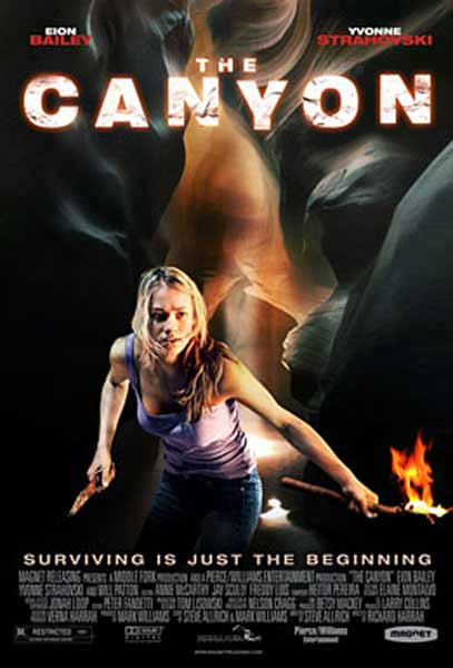 The Canyon (2009) - Movie Poster