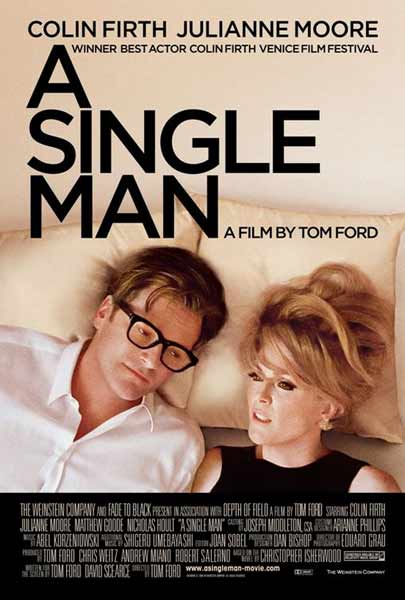 Single Man, A (2009) - Movie Poster