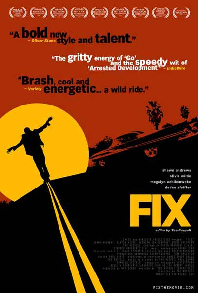 Fix (2008) - Movie Poster