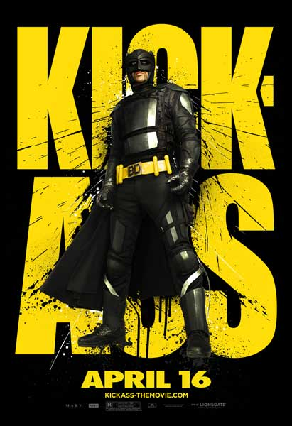 Kick-Ass (2010) - Movie Poster