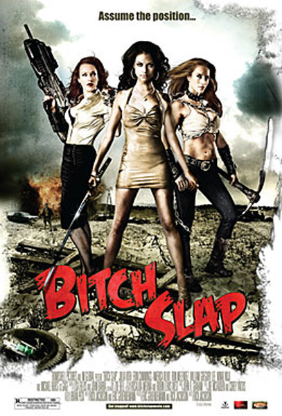 Bitch Slap (2009) - Movie Poster