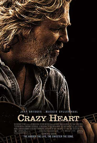 Crazy Heart (2009)  - Movie Poster