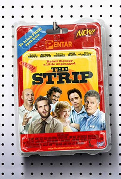 The Strip (2009)  - Movie Poster