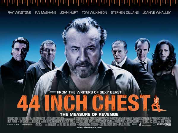 44 Inch Chest (2009) - Movie Poster