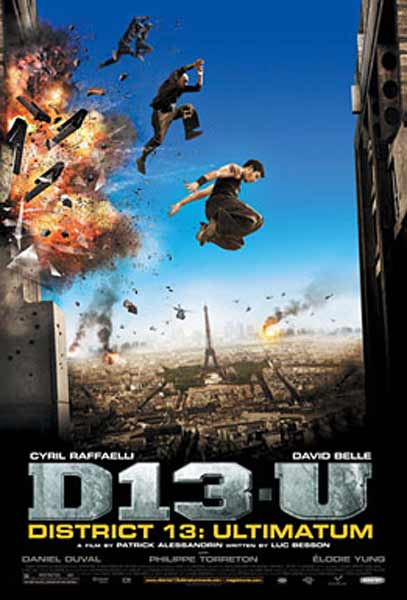 Banlieue 13 - Ultimatum (2009) - Movie Poster