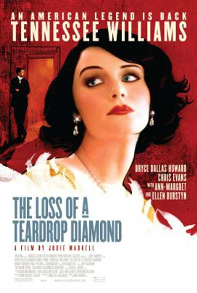 The Loss of a Teardrop Diamond (2008) - Movie Poster