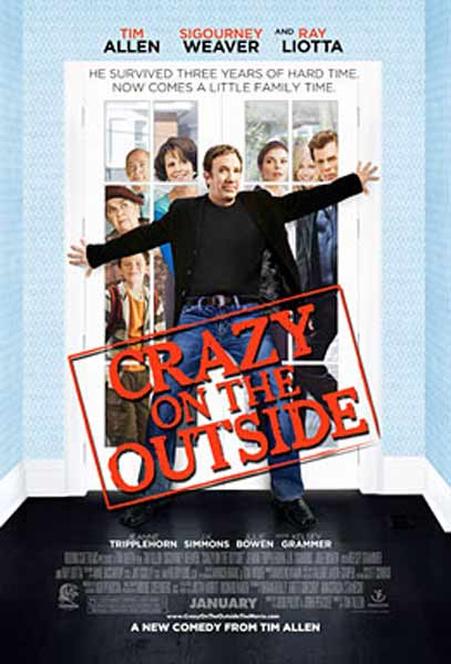 Crazy on the Outside (2010) - Movie Poster