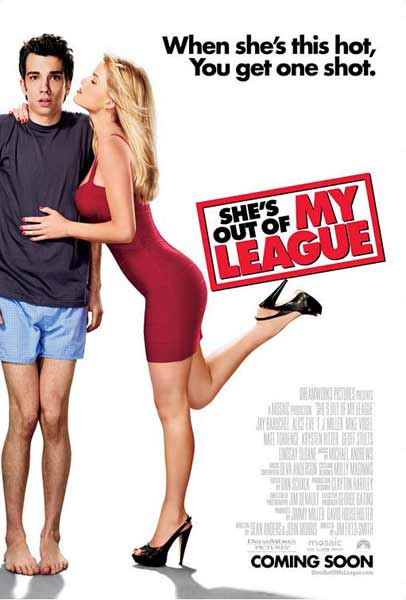 She\'s Out of My League (2010) - Movie Poster