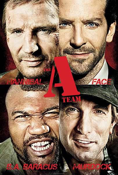 A-Team, The (2010) - Movie Poster