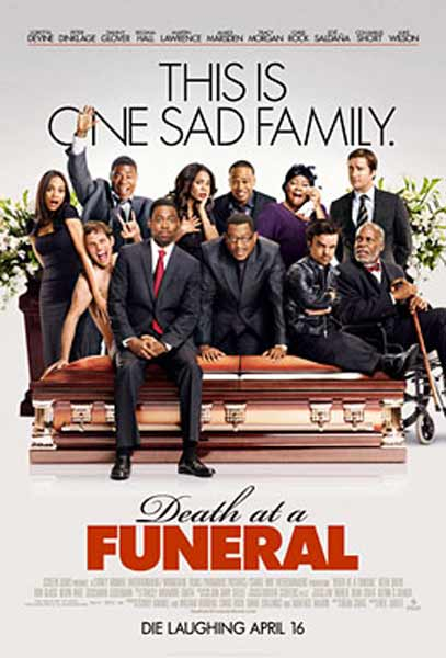 Death at a Funeral (2010) - Movie Poster