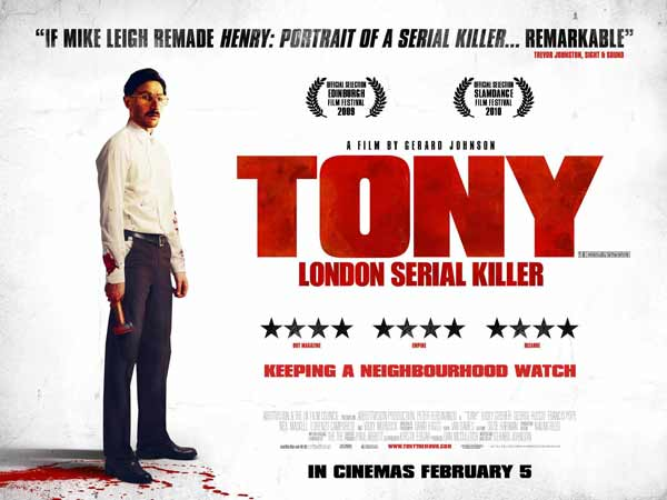 Tony (2009) - Movie Poster
