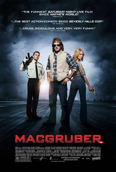 MacGruber (2010) - Movie Poster