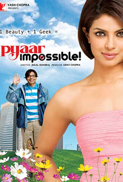 Pyaar Impossible (2010) - Movie Poster