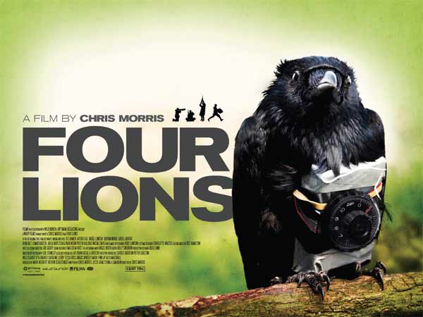 Four Lions (2009) - Movie Poster
