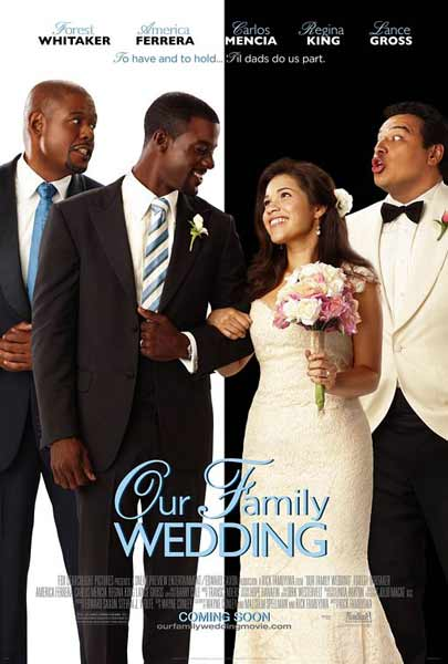 Our Family Wedding (2010) - Movie Poster