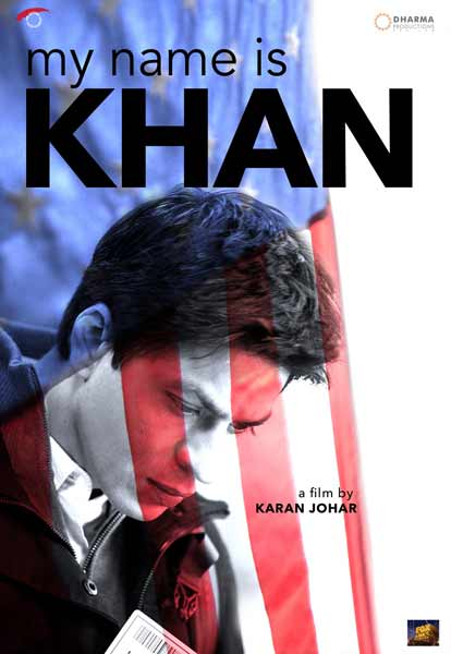 My Name Is Khan (2010) - Movie Poster