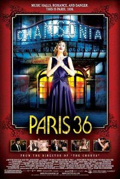 Faubourg 36 (2008) - Movie Poster