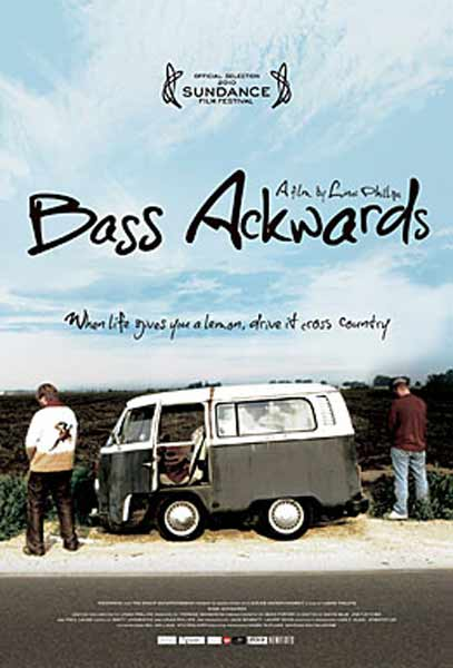 Bass Ackwards (2010) - Movie Poster