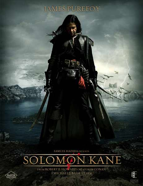 Solomon Kane (2009) - Movie Poster