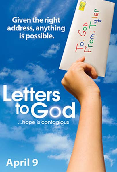 Letters to God (2010) - Movie Poster