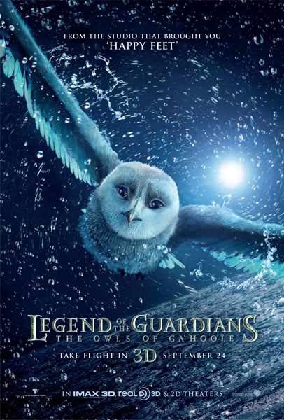 Legend of the Guardians (2010) - Movie Poster