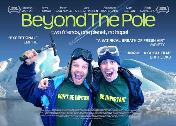 Beyond the Pole (2009) - Movie Poster