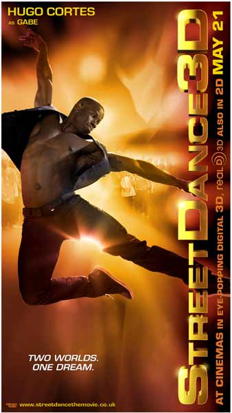 Streetdance 3D (2010) - Movie Poster