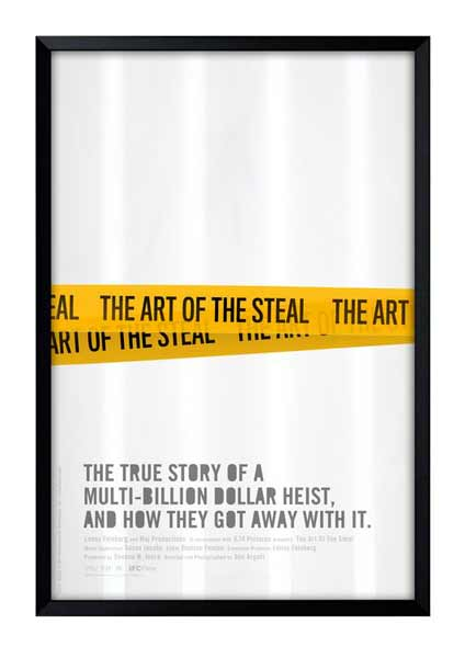 The Art of the Steal (2009) - Movie Poster