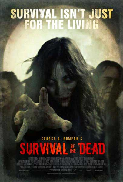 Survival of the Dead (2009) - Movie Poster