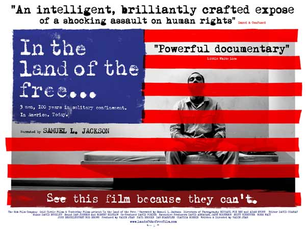 In the Land of the Free... (2010) - Movie Poster