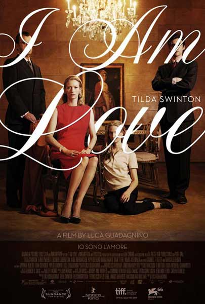 I Am Love (2009) - Movie Poster