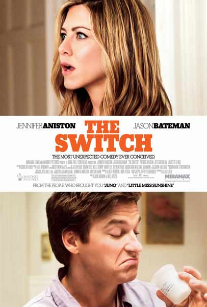 The Switch (2010) - Movie Poster