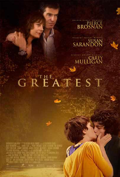 The Greatest (2009) - Movie Poster