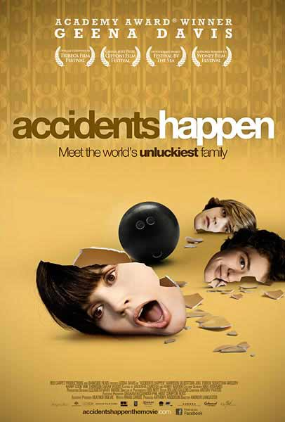 Accidents Happen (2009) - Movie Poster
